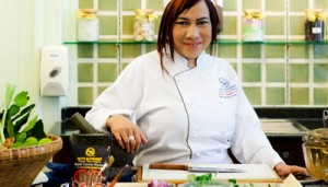 Blue Elephant Thai Cooking School founder Nooror Somany Steppe